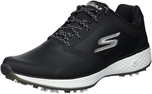 Skechers 14869-BKW_36, Chaussures de Sport Femme, Black