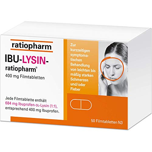 ratiopharm GmbH -  Ibu-Lysin-ratiopharm