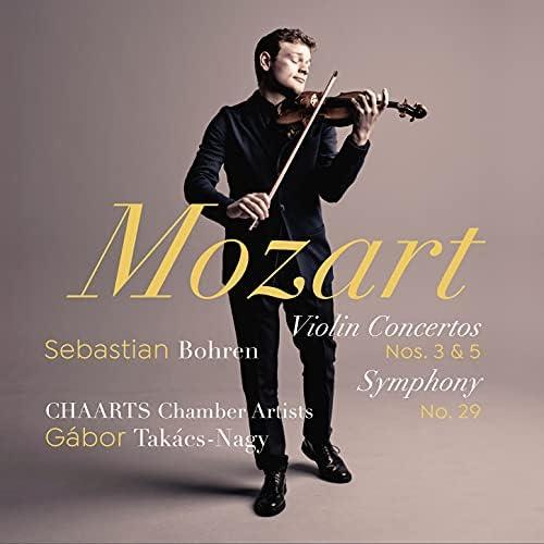 Sebastian Bohren & CHAARTS Chamber Artists