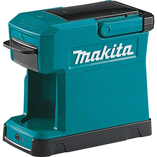 Makita DCM501Z 18V LXT/ 12V Max CXT Lithium-Ion Cordless Coffee Maker, Tool Only