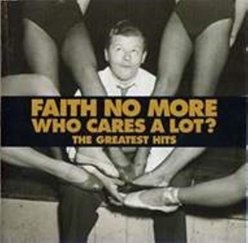 Who Cares A Lot? The Greatest Hits (Vinyl Gold)