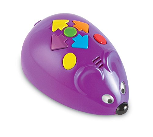 Learning Resources- Raton Robot Programable, Multicolor, única (LER2841)