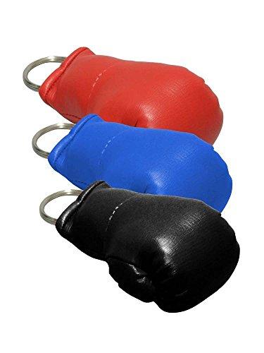 Budoten Schlüsselanhänger Mini-Boxhandschuh schwarz