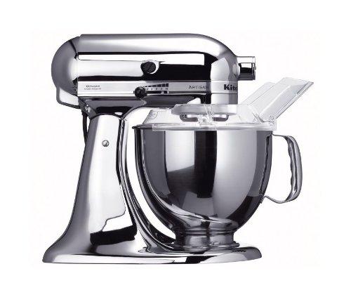 KitchenAid Artisan - Color plata