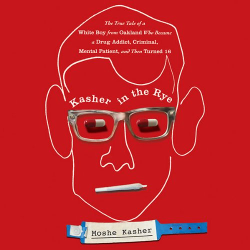 Kasher in the Rye audiobook cover art