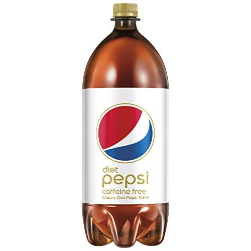 Diet Pepsi, Caffeine Free, 2 Liter Bottle