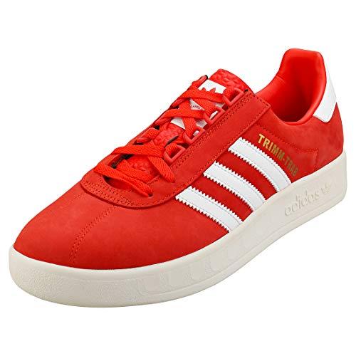 Adidas TRIMM TRAB, Zapatos de Escalada Hombre, Multicolor (Rojact/Ftwbla/Dormet 000), 42 EU