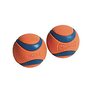 Chuckit! 2.5-Inch Ultra Ball 2 Pack, Medium, Orange/Blue (B000F4AVPA) | Amazon price tracker / tracking, Amazon price history charts, Amazon price watches, Amazon price drop alerts