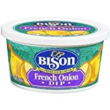 Buffalo's Own Bison Brand French Onion Chip Dip 4 Pack