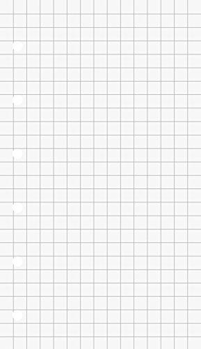Brunnen 106600201 Ringbucheinlagen (7,4 x 12,8 cm, kariert, 50 Blatt, 70 g/m²)