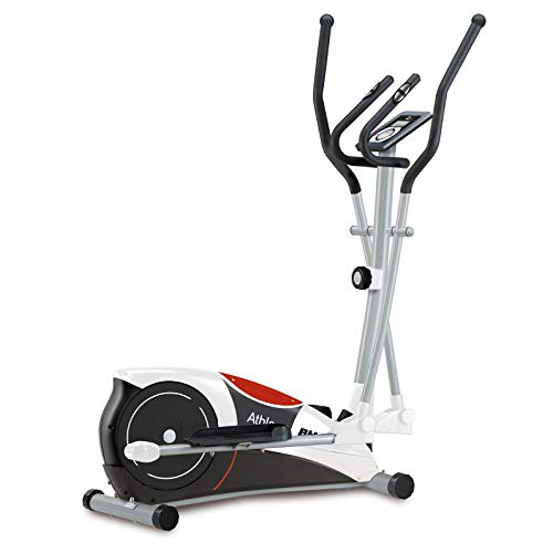 PROAZIONE BH Fitness Athlon Run G2334RF Bicicletta ellittica 10 Kg Sistema inerziale Monitor LCD Monitor LCD Ruote di trasporto