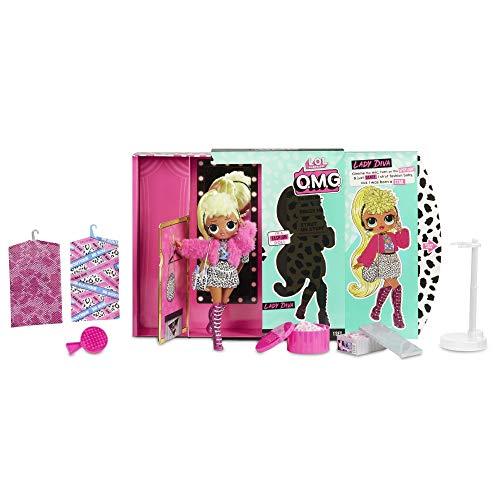 Giochi Preziosi - LOL Top Secret Fashion Doll Diva Bambola, LLU95300