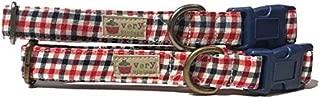 Very Vintage Dog Cat Collar Adjustable Leashes Pet Harness Soft Comfy Floral Design Washable Cotton Pets Collars