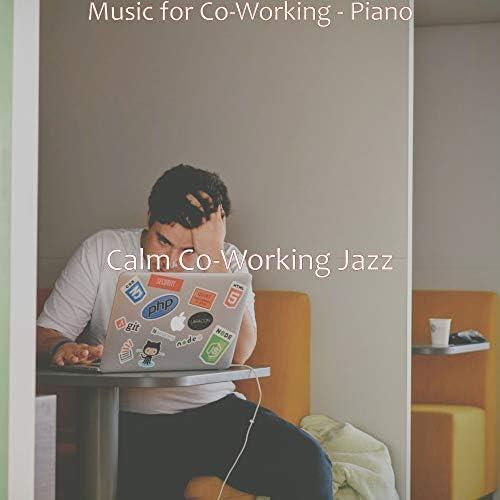 Calm Co-Working Jazz