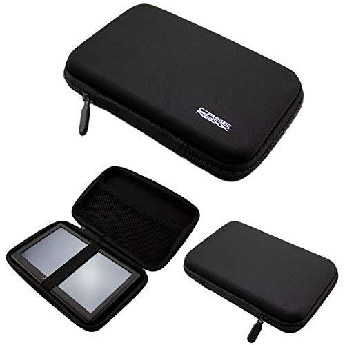caseroxx GPS Navigationsgeräte-Tasche Navi Hülle, für 7 Zoll Geräte, bspw. Garmin, Snooper, Jimwey, etc. (Maße 185 x 115 x 20 mm) in Farbe Ihrer Wahl