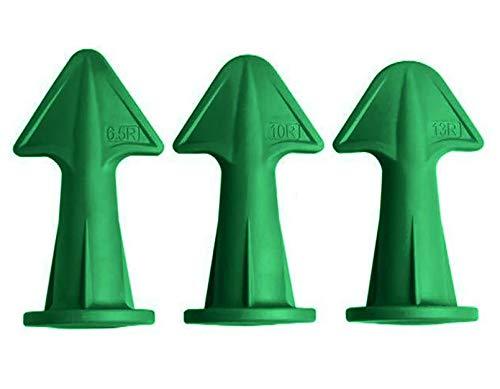 Sellador de Silicona Herramientas de Acabado Suavizante Kit de Herramientas para Calafateo, Juego de boquillas y raspadores de calafateo Herramientas