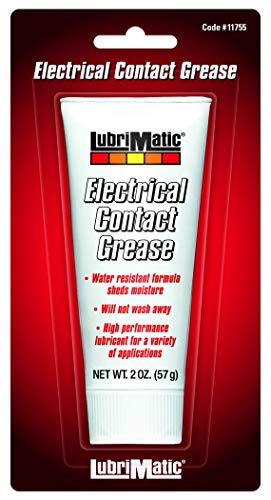 LubriMatic 11755 Dielectric/Electrical Contact Grease, 2 oz. Tube