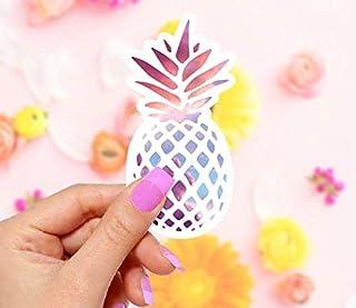 Pineapple Watercolor Sticker