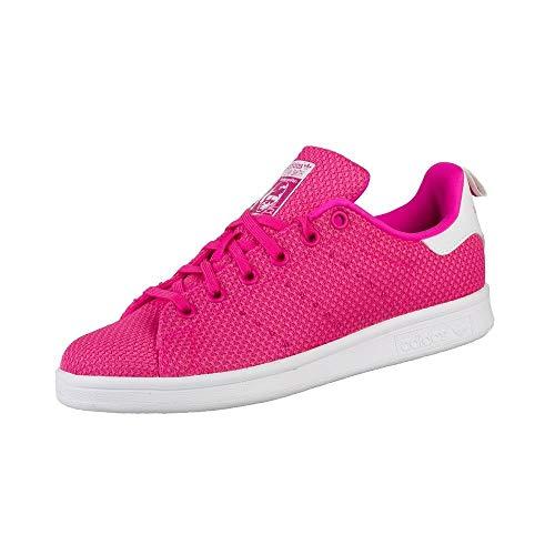 adidas - Stan Smith CK J - S79435 - Colore: Rosa - Taglia: 37 1/3 EU