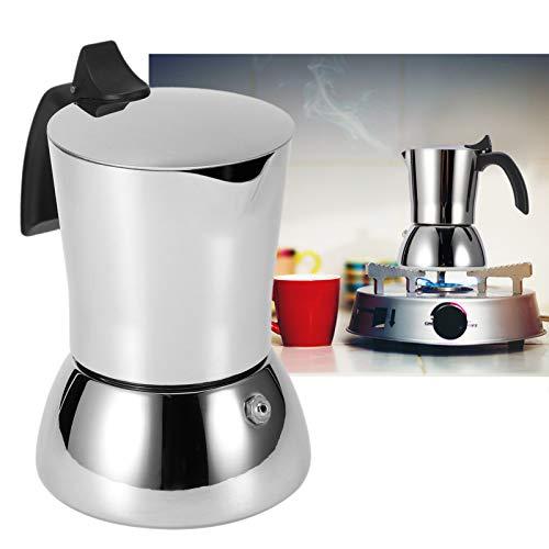 Hervidor de café, Estufa de inducción, Olla de Moca, Estufa de Gas para el hogar para extracción de café, Hacer café a Mano