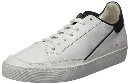 HÖGL Damen Gatsby Weiss/Ocean 6.5 0-100320 Sneaker