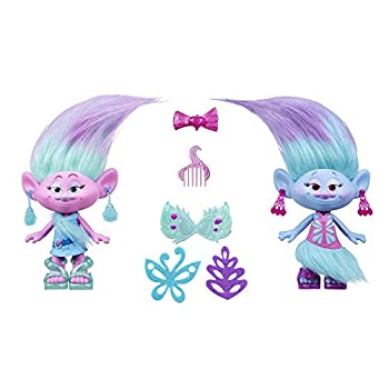 DreamWorks Trolls Satin and Chenille s Style Set