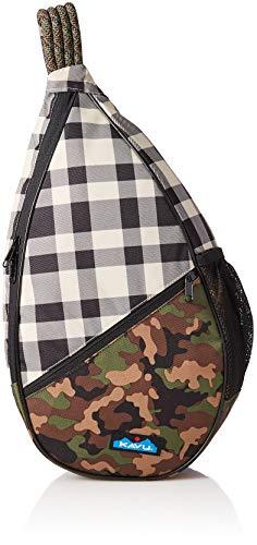 KAVU Paxton Pack Rope Sling Crossbody Bag - Wilderness