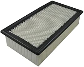 Pentius PAB9400 UltraFLOW Air Filter for Ford Pickup 7.3L Diesel (01-03) - High Capacity - 3'' Pleat