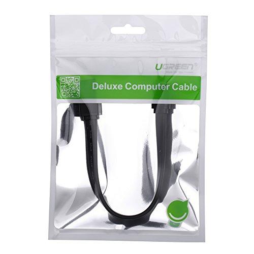 UGREEN 10801 - USB Kabel (Micro-USB B, USB A, 3.0 (3.1 Gen 1), Schwarz)