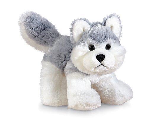 Webkinz Lil'Kinz Virtual Pet Plush - Husky