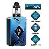 E Cigarette électronique, Cigarettes Électroniques Goblin 100w Vape Kit,E Cigs...