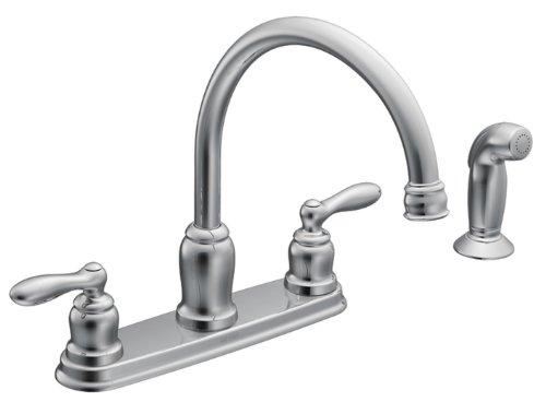 Moen CA87888 High-Arc Kitchen Faucet