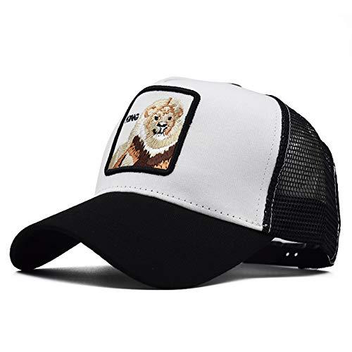 Gorra de béisbol con Bordado de Animales Gorra de béisbol