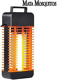 Calefactor Estufa 2 tubos de cuarzo 800W Calefactor Calentador Radiador Halogeno Calor hogar