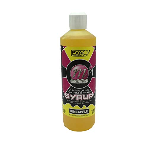 Mainline Particle + Pellet Syrup Pineapple Juice 500 ml