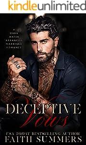 Deceptive Vows: A Stand-alone Dark Mafia Arranged Marriage Romance