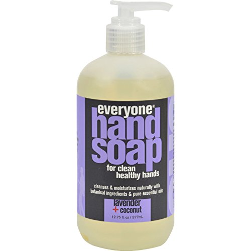 EO Products Everyone Hand Soap - Lavender and Coconut - 12.75 oz (Pack of 3)