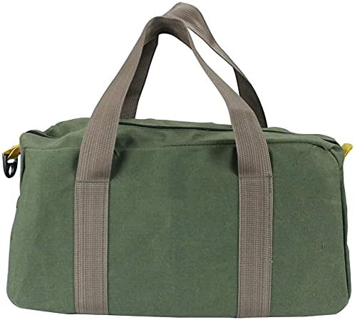 Tool Bag Canvas for Men and Women Too Open Mouth At the price 55% OFF Wide