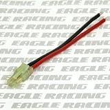 ▲EPエアーオスミニコネクター16Gコード90mm付,3460-18AWG