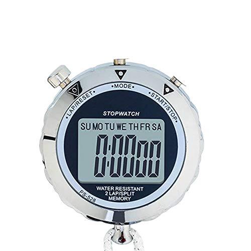 LINGJIA Stoppuhren Digital Sport Stoppuhr Timer 1/100 Gebraucht Chronograph Lanyard Stoppuhr Alarm/Kalender Anzüge Coaches Schiedsrichter Ausrüstung