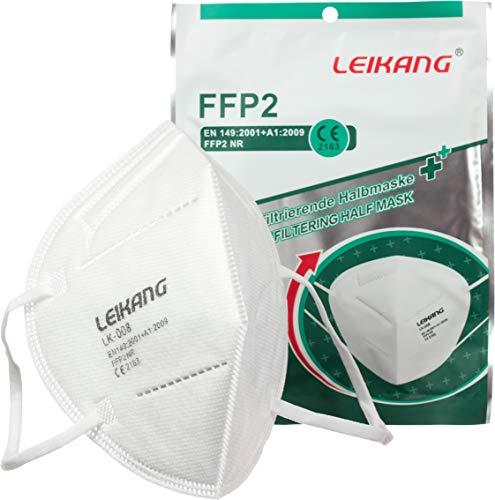 25 FFP2/KN95 Masken, CE Zertifiziert