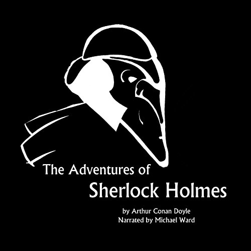 The Adventures of Sherlock Holmes, HCR104fm Edition cover art