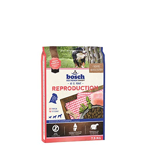Bosch Hundefutter Reproduction, 1er Pack (1 x 7.5 kg)