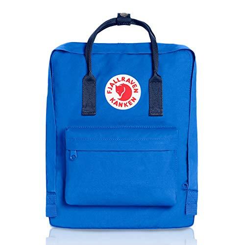 Fjallraven, Kanken Classic Backpack for Everyday, UN Blue/Navy