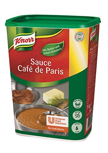 Knorr Sauce Café de Paris (feiner Butter- und Kräutergeschmack) 1er Pack (1 x 1 kg)