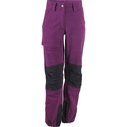 2117 of Sweden Asarp Damen Outdoor Hose 7925911-201 dark lavender - 34