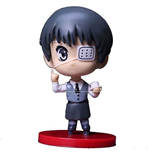 kosen Tokyo Ghoul pop Figure Kaneki Ken(Work Clothes Ver.) Vinly Nendoroid Acfunny