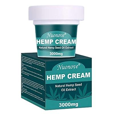 Hemp Cream, Hemp Face Cream,Hemp Balm, Cannabis Day Cream, Anti-Inflammatory, Anti-Acne, Anti-oxidation, Wrinkle-Removing, Anti-Aging, 40g