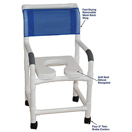 MJM International Standard Shower Chair