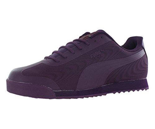 PUMA Roma Tk Fade Men's Shoes, Italian Plum(Purple), Size 11.0